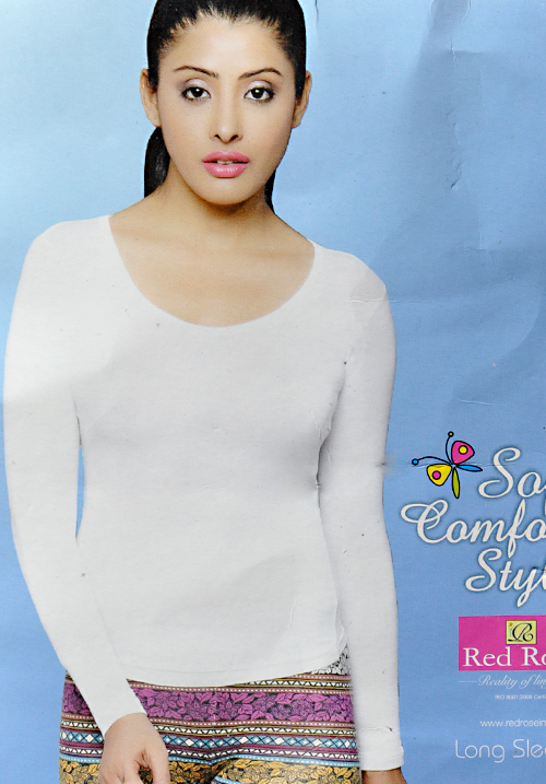 Redrose Full Sleeves Camisole