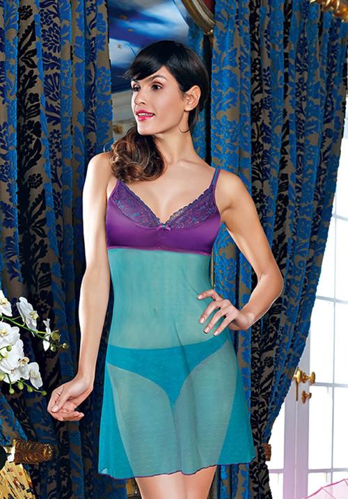 Enamor Short Nightwear N018