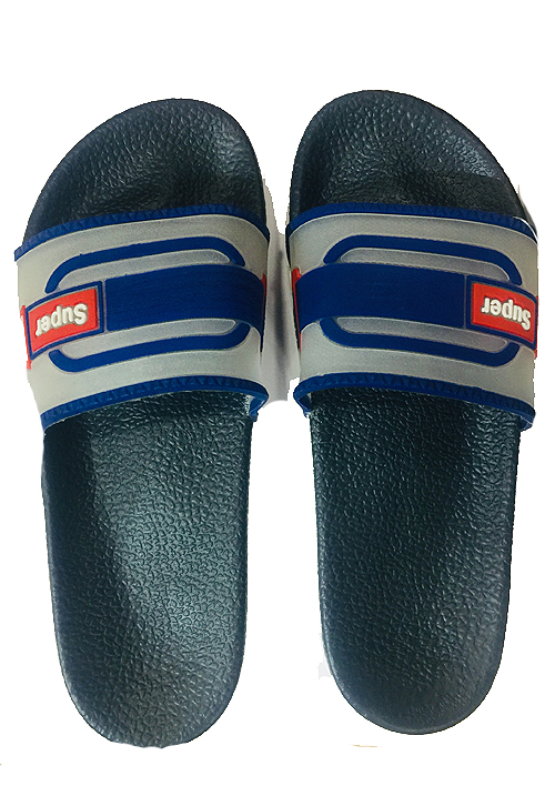 Essentials blue super men footwear