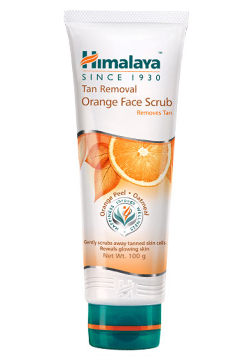 Himalaya Tan Removal Face Scrub