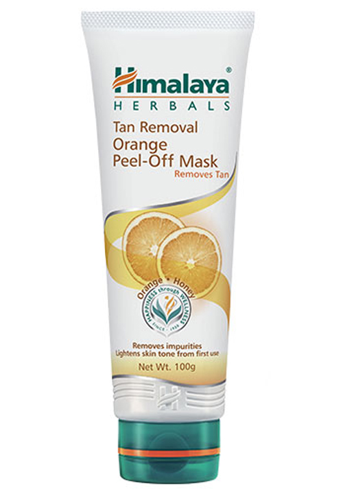 Himalaya Tan Removal Peel-Off Mask