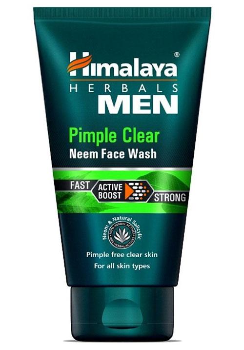 Himalaya pimple clear face wash
