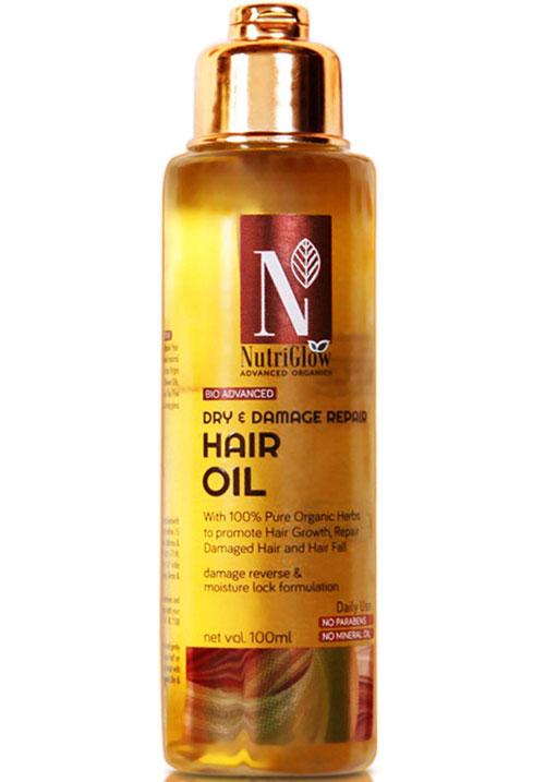 Nutriglow Dry & Damage Repair Hair Oil
