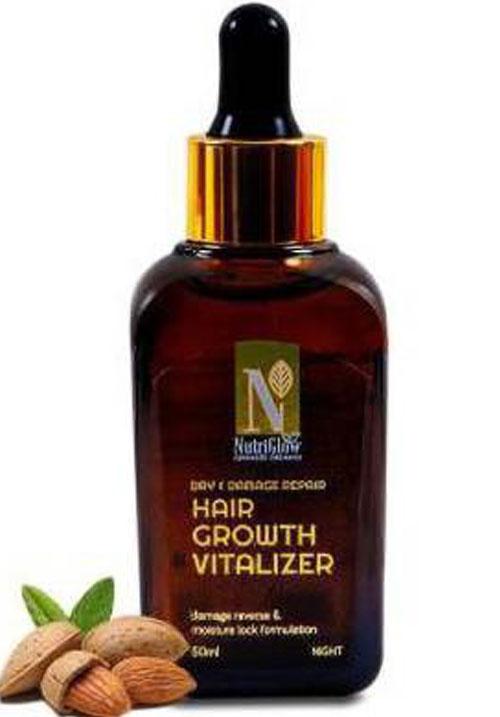 Nutriglow hair growth vitalizer