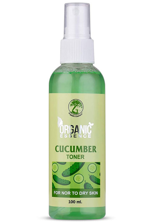 Organic Essence Cucumber Toner