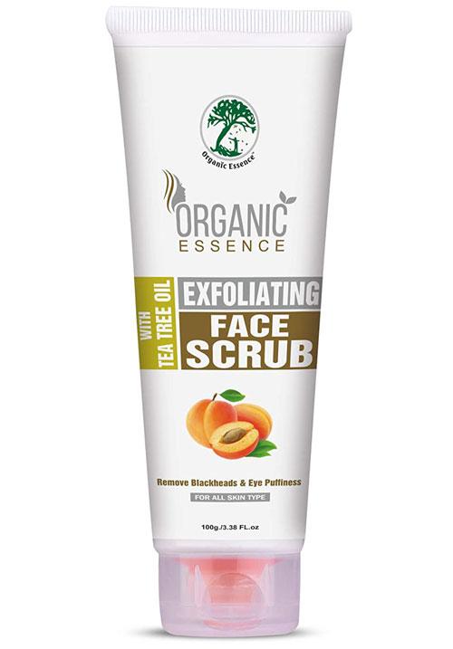 Organic Essence Exfoliating Face Scrub