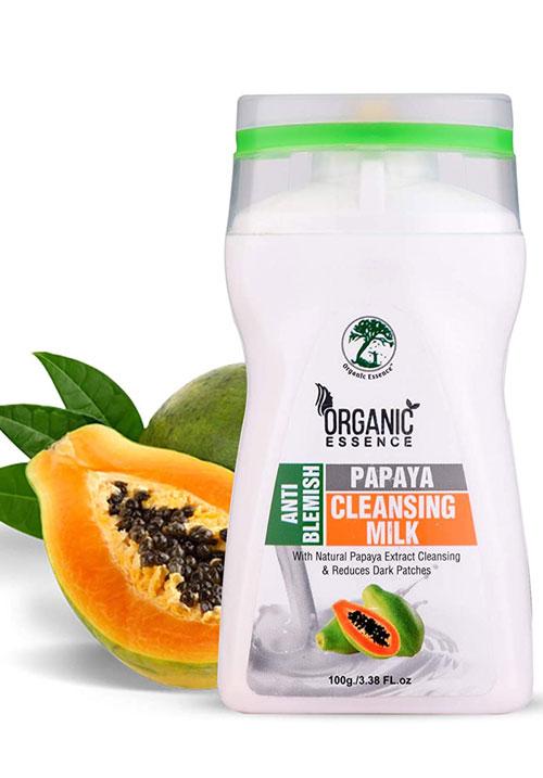 Organic Essence Papaya Cleansing Milk