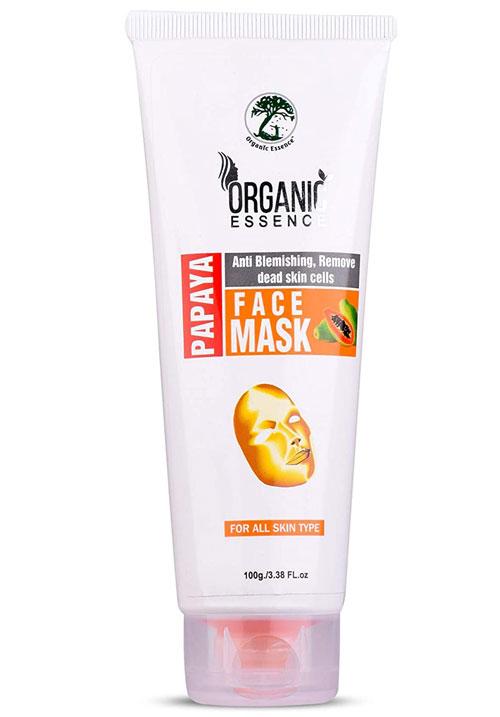 Organic Essence Papaya Face Mask