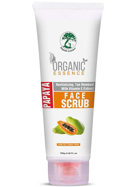 Organic Essence Papaya Face Scrub