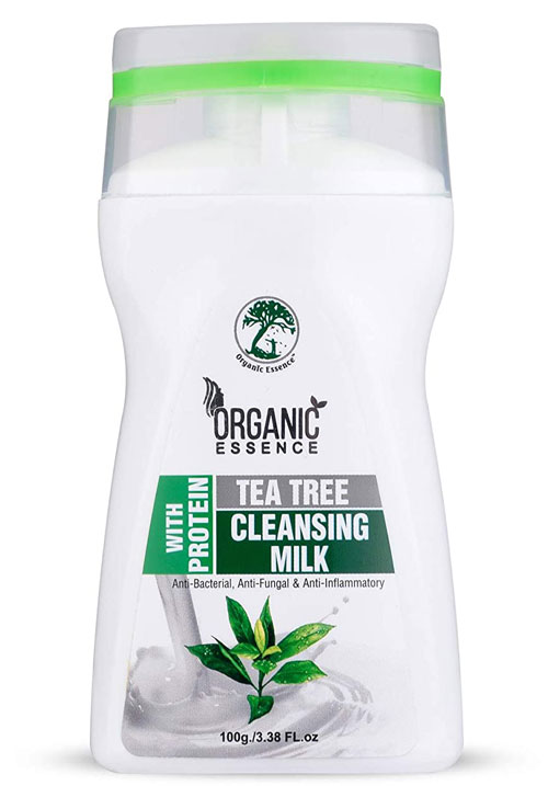 Organic Essence Tea Tree Cleansing Milk
