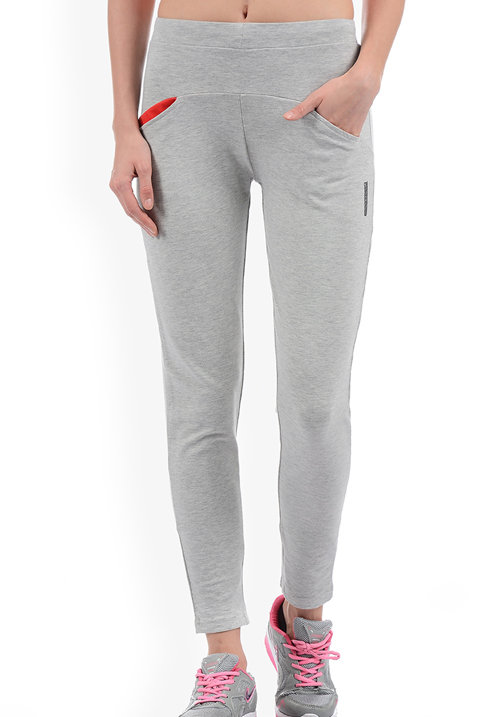 Sweet Dream Track Pant Grey Milange