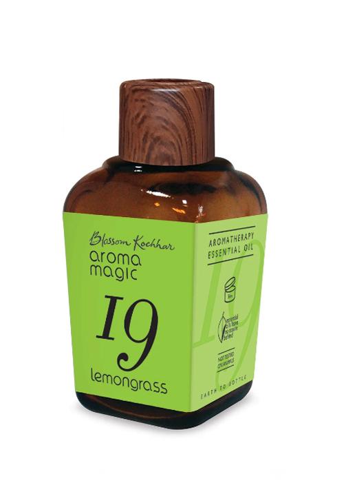 Aroma Lemon Grass Oil