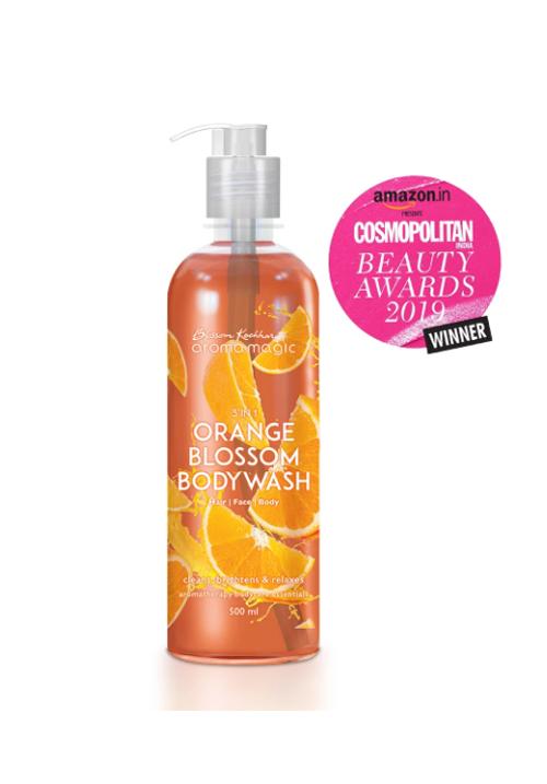 Aroma Orange Body Wash