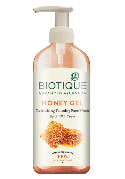 Bio Honey Foaming Facewash