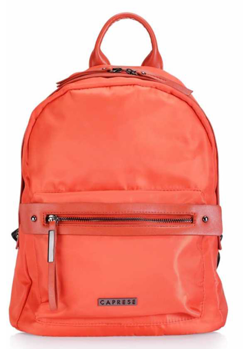 Caprese Aniston Orange Bag