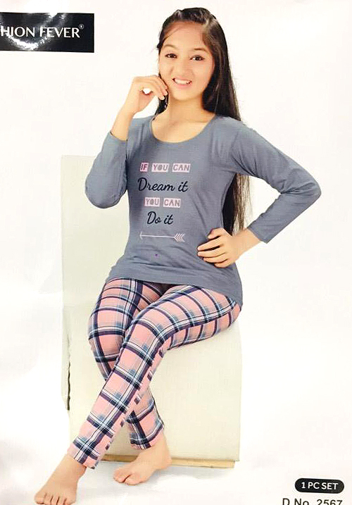 Fashion Fever 2567 Night Suit