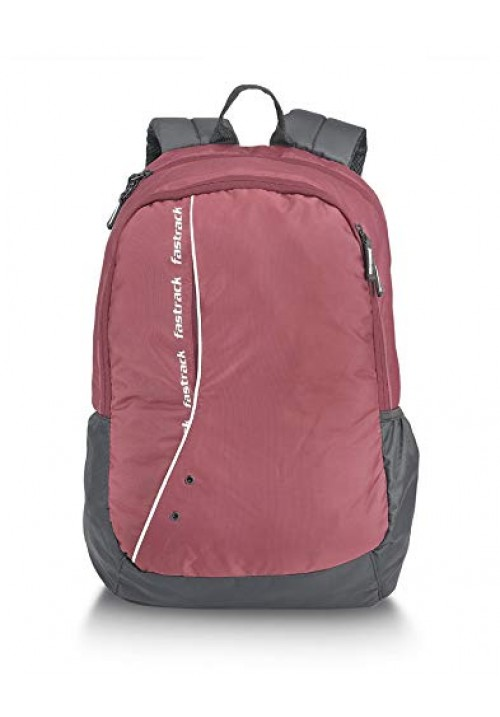 Fastrack 30 Ltrs Brown Casual Backpack (A0788NBR01)