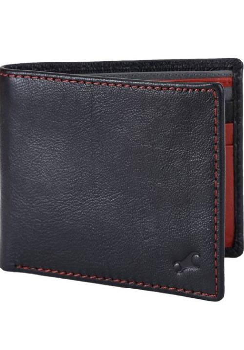 Fastrack Men Leather Wallet