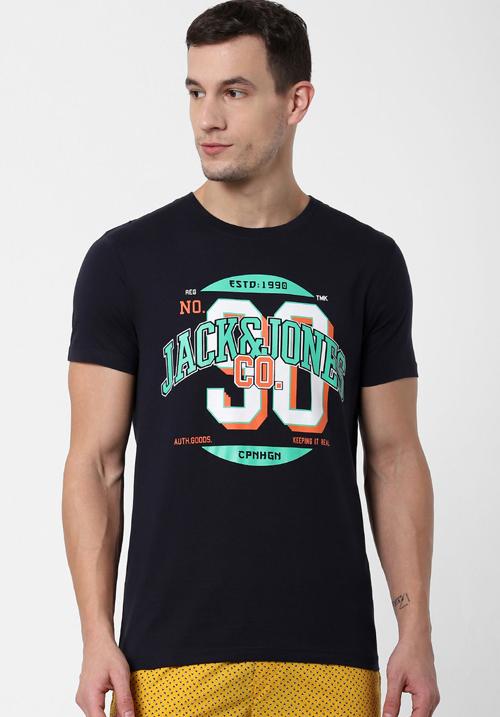 Jack and Jones Ninety T-Shirt