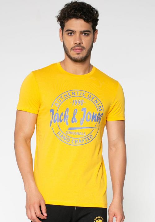 Jack and Jones Silver Star T-Shirt