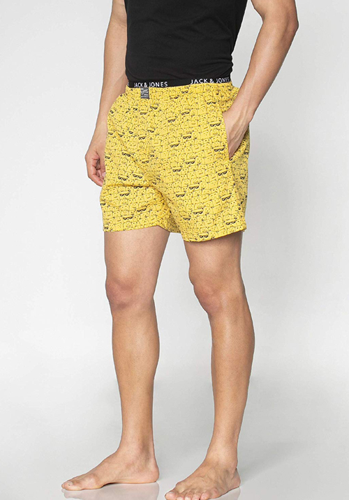 Jack and Jones Faces Boxers