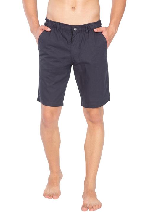 Jockey Straight Fit Shorts Graphite 1203