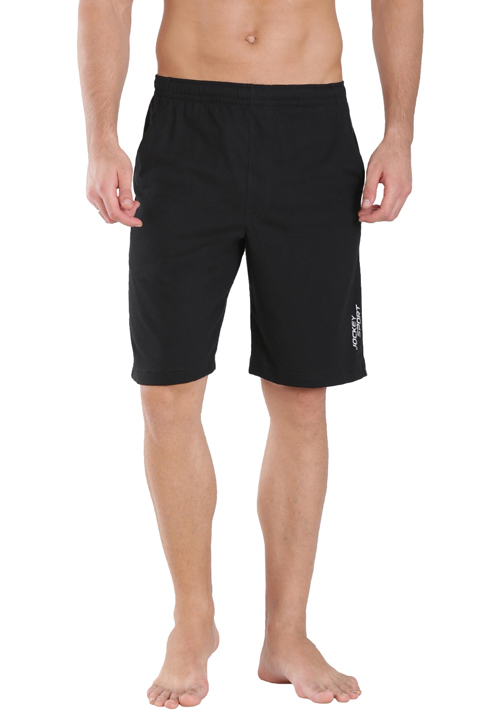 Jockey Straight Fit Shorts Black SP26