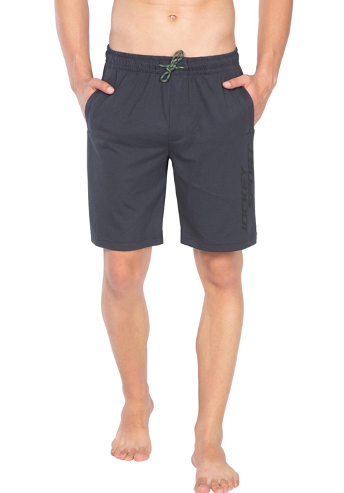 Jockey Straight Fit Shorts Graphite SP32