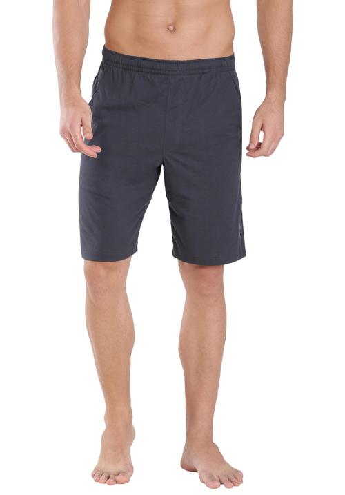 Jockey Straight Fit Shorts Graphite SP26