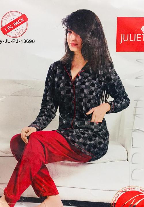 Juliet lower night suit 13690