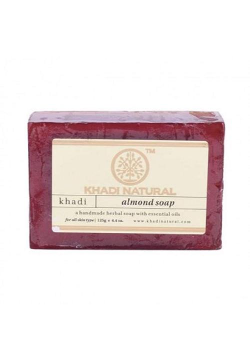 Khadi Natural Herbal Almond Soap