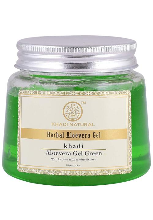 Khadi Aloe Vera Gel Green
