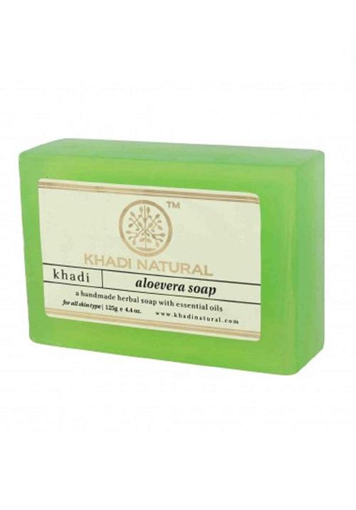 Khadi Natural Herbal Aloevera Soap