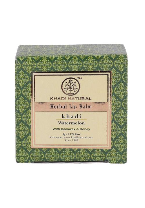 Khadi Natural Watermelon Lip Balm