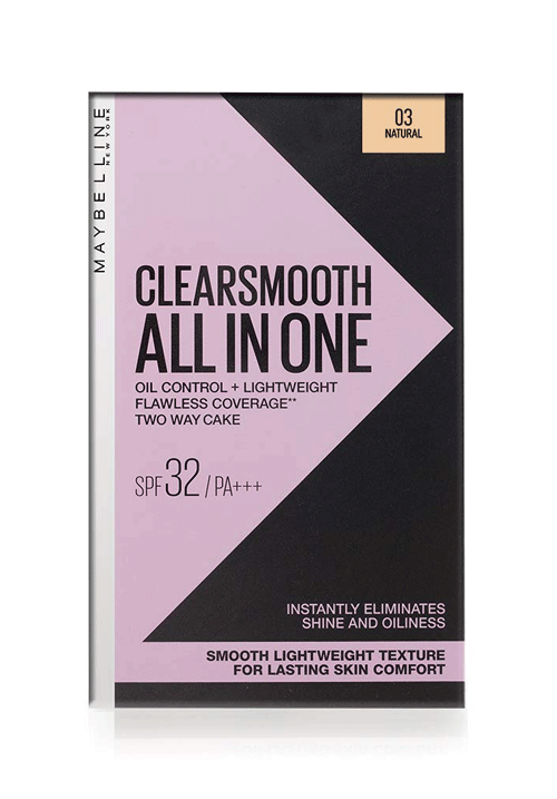 Maybelline Clears all in one