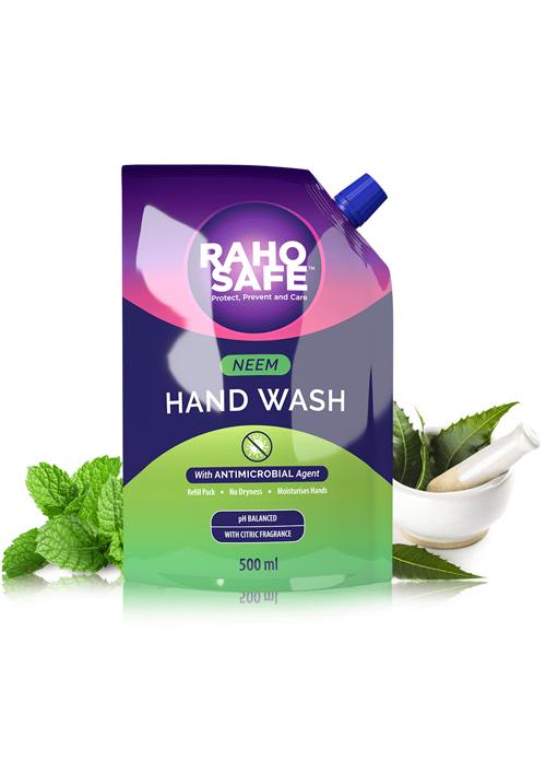 Hand Wash 500ML Neem Pack