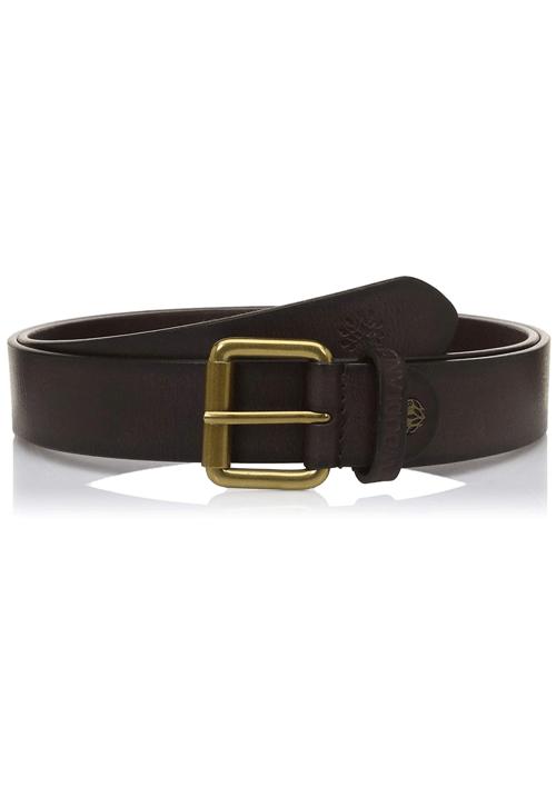 Woodland Leather Belt Color Brown